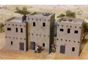 Perry Miniatures 28mm AFGHAN / MIDDLE EAST HOUSES BOXED
