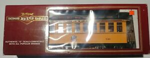 BACHMANN ITEM # 97201 CLASSIC COACH (UNION PACIFIC) #546