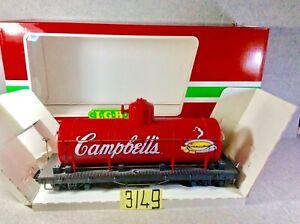 LGB # 44800 Campbells Soup Tank Car G ORIGINAL BOX W/INSERT ,GERMANY