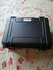 5 Pistol 18 Magazine Doro Gun Case with Custom MyCaseBuilder Foam Black