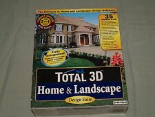 Total 3D Home & Landscape Design Suite
