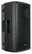 """DJ PA 15"""" Aktiv Lautsprecher Box Bluetooth Monitor 250 Watt MP3 USB SD Remote"""