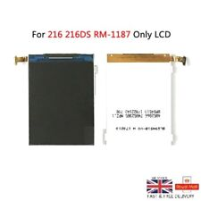 New Replacement LCD Display Screen For NOKIA 216 216DS RM-1187 RM-1188 UK