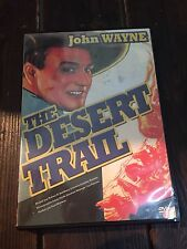 Dvd - John Wayne - The desert trail - D1