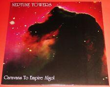 NEPTUNE TOWERS: Caravan to Empire Algol LP DISCO IN VINILE 2013 Peaceville NUOVO