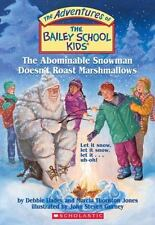 Abominable Snowman Doesn't Roast Marshmallows