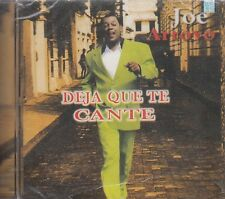 Joe Arroyo Deja Que Te Cante CD New Sealed