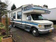 1992 Ford E-350 Rockwood Motorhome RV - 28 Foot - NEW ROOF!