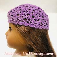 American Girl Doll Julie Meet Hat Historical (A41-19)