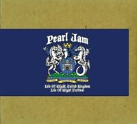 NEW Pearl Jam Isle of Wight Festival Flag emek tsang poster print rome thomas