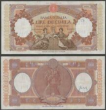 """REPUBBLICA ITALIANA - 10000 Lire """"Repubbliche Marinare"""" 02/11/1961  BB"""
