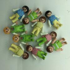 playmobil 10 enfants bébé
