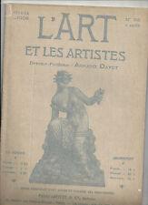 L'art et les Artistes N°35