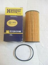 BRAND NEW HENGST E112HD180 OIL FILTER NISSAN QASHQAI X-TRAIL RENAULT VAUXHALL