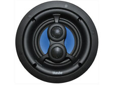 "New BluCube BCK65-SS 6.5"" In-Ceiling Single Stereo Speaker Kitchens/Bathrooms"