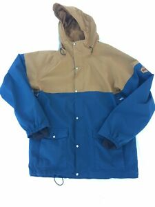 Men's Bonfire Gold Tanner Ski Snowboard Coat Jacket 2XL