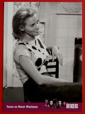 THE AVENGERS - Card #84 - Focus on Honor Blackman - SERIES ONE Strictly Ink 2003