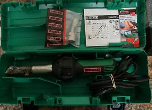 (QC)Leister ST Hand Welder Seam Roller Case