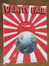 VANITY FAIR Feb 1935 GALLICO H E Bates DALI Steichen photos