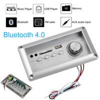 5V Bluetooth Lossless MP3 Player Decoder Board Module FM Radio Audio AUX FM USB