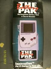 NEW Nintendo Gameboy Charger Rechargeable Battery Pack & AC in Original Box
