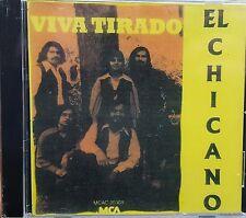 EL CHICANO VIVA TIRADO RARE HTF OOP NEW TIERRA MALO WAR SANTANA AZTECA OLDIES