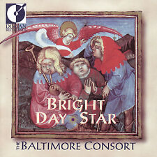 Baltimore Consort - Brigth Star: Music for Yuletide Season [New CD]