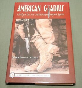 """AMERICAN GLADIUS"" US ARMY USMC MARINE GULF WAR GWOT M-9 BAYONET REFERENCE BOOK"