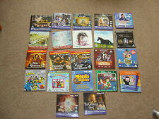 22 DAILY MAIL FAMILY CHILDREN ADVENTURE MOVIES / CLASSIC FILMS ON PROMO DVDS