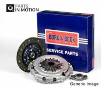 Clutch Kit 3pc (Cover+Plate+Releaser) fits FORD FIESTA Mk3 1.1 89 to 95 B&B New