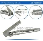 Intraligamental Syringe Pen With Lock1.8ml Dental Implant Anesthetics Curved