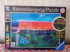 Ravensburger 1200 piece jigsaw puzzle, Alianz Arena FC Bayern Munich, sealed new