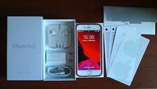 Apple iPhone 6S 64GB Silver Factory unlocked. Apple warranty until 17.08.2021