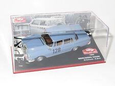 1/43 Mercedes Benz 220SE  Rally Monte Carlo 1960  W.Schock