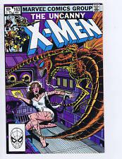 X-Men #163 Marvel 1982