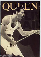 cartolina QUEEN Freddy Mercury postcard - Heroes publishing SPC2386 - pc001