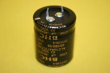 4700UF 63V HIGH RIPPLE RADIAL ELECTROLYTIC CAPACITOR BHC ALC10A472     fd2h25