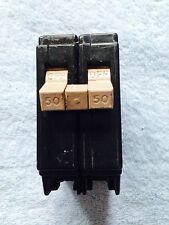 CUTLER HAMMER CH250 2 POLE, 50 AMP   CIRCUIT BREAKER