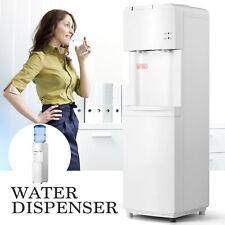 Water Cooler Dispenser Compressor Refrigeration Stainless Steel 3 Temperature