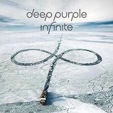 Deep Purple Infinite 2017 Limited Edition CD DVD BOXSET T-shirt New/