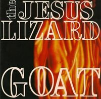 THE JESUS LIZARD goat (CD, album, 1991) punk, indie rock, very good condition,
