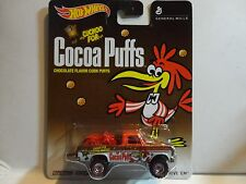 Hot Wheels Cocoa Puffs Cereal Texas Drive Em Pickup Truck w/Real Riders