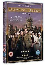 DOWNTON ABBEY SERIES TWO 2 4 DISC BOX SET UNIVERSAL UK 2011 REGION 2 DVD VGC
