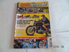 MOTO LEGENDE N°230 01/2012 RAI 125 MOTOBECANE CHOPPER 750 HONDA BMW R 90/6   E76
