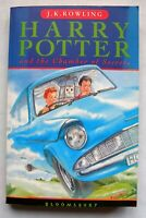 Harry Potter And The Chamber of Secrets- J.K Rowling. Bloomsbury 1998 (40-32) PB