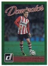 2016 Donruss Soccer Dominator Holographic #7 Andres Guardado PSV Eindhoven