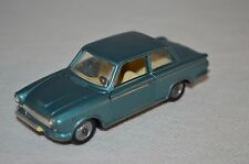 Politoys 507 Ford Consul Cortina 1:43 turquoise in excellent condition