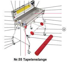 Tapofix Ersatzteil Nr. 55 Tapetenstange - für Kleistermaschine CB 75 N / 800 N -