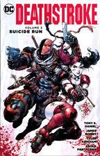 DEATHSTROKE VOL #3 SUICIDE RUN TPB Harley Quinn DC Comics New 52 TP