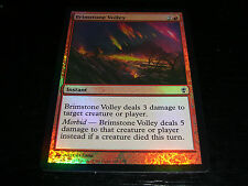 Magic the Gathering: Conspiracy - Brimstone Volley FOIL Common Card [x1] MTG